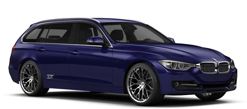 19 Zoll AEZ Antigua Felgen für BMW 3 er F31
